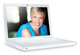 Mari Smith - laptop