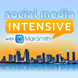 Social Media One-Day IMMERSION with Mari Smith in San Diego - April 6, 2013