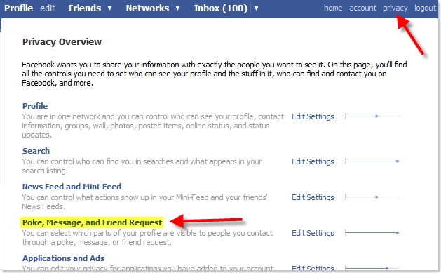 Friend Requests: Make yourself Visible on Facebook!