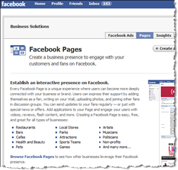 How To Create and Promote Your Facebook Fan Page
