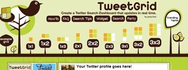TweetGrid