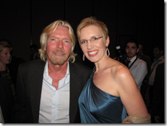 Mari Smith & Sir Richard Branson