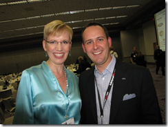 Mari Smith, Scott Monty