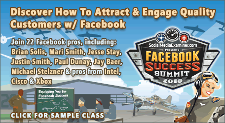 Facebook Success Summit - come join us!!