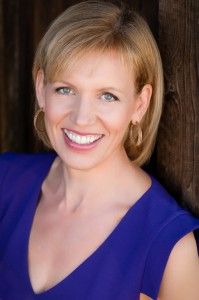 Mari Smith - Headshot Purple Dress