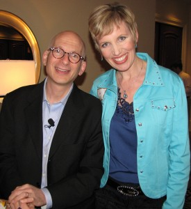 Seth Godin and Mari Smith