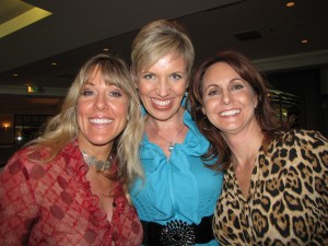 Lynn Rose, Mari Smith, Kim Castle