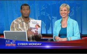 Brad Perry and Mari Smith on KUSI TV