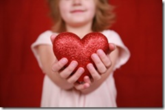 Give from your heart