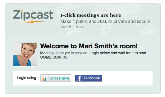 zipcast login - MariSmith com