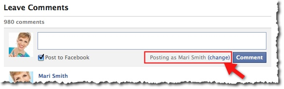 Facebook Comments Plugin - Change