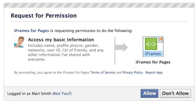 iframes permission
