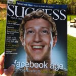SUCCESS Magazine - Mark Zuckerberg