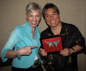 Guy Kawasaki and Mari Smith