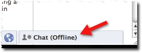 Facebook Chat Offline
