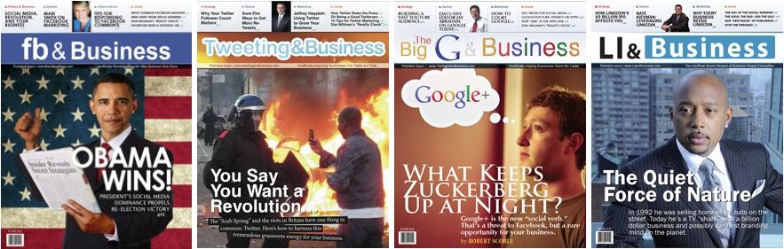 Social Media Magazines
