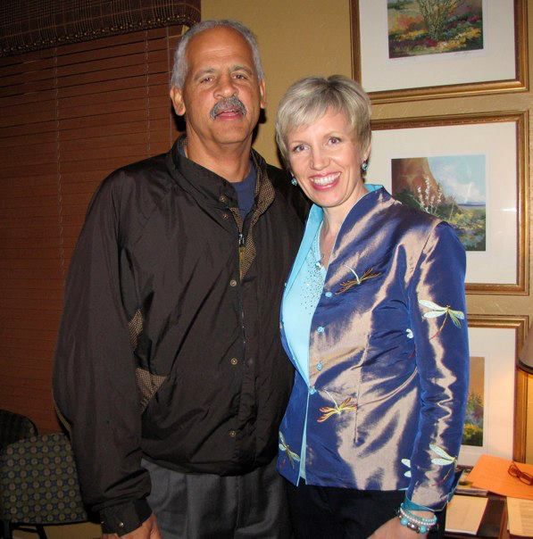 Mari Smith - Stedman Graham - Canyon Ranch Resort, Tucson, Arizona