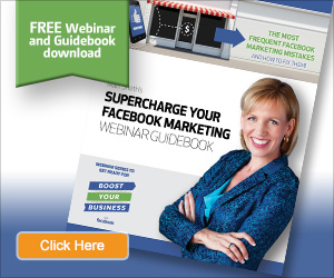 Facebook 10 Mistakes Webinar - Mari Smith 12