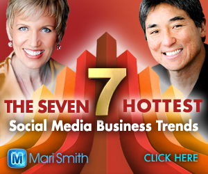 Mari Smith and Guy Kawasaki Give Free March 28th Webinar Event