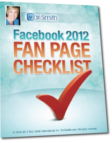 Facebook Fan Page Checklist - Thumnail2