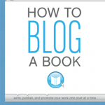 How To Blog A Book - Nina Amir