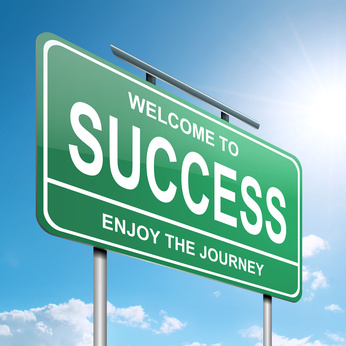 Success - Enjoy the Journey