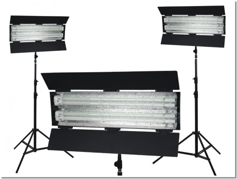 FloLight Fluorescent Lighting Kit
