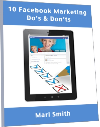Mari Smith's 2013 Social Media Survey | MariSmith.com
