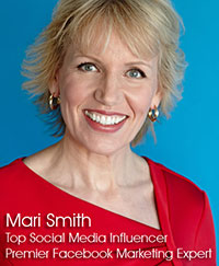 Free Facebook Marketing Webinar with Mari Smith on October 23rd, 2013