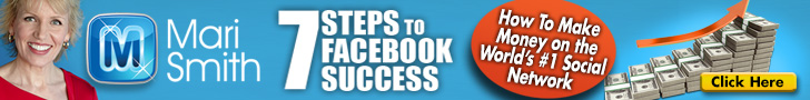 7 Steps To Facebook Success - Free Webinar