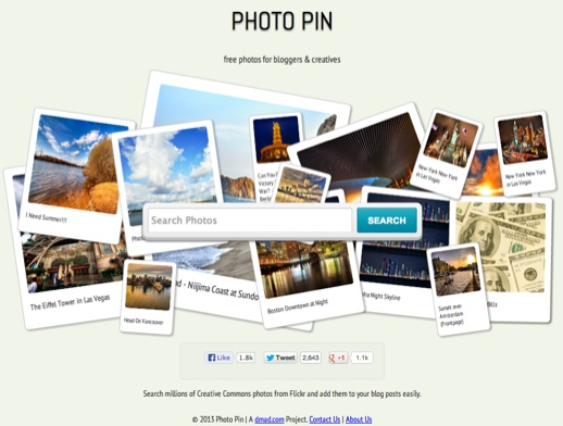 Photopin.com - Pinterest Image Site