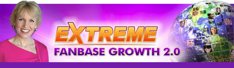 Extreme Fanbase Growth