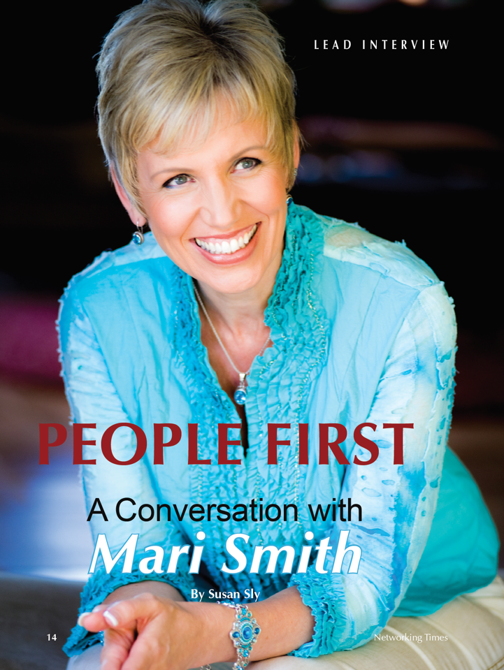 mari smith networking times magazine