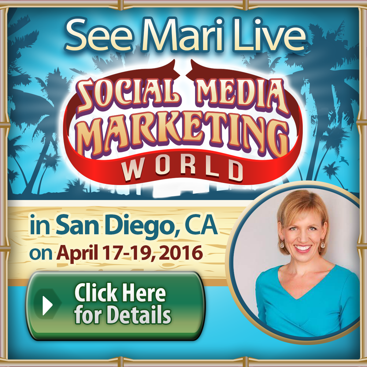 Attend Social Media Marketing World 2016
