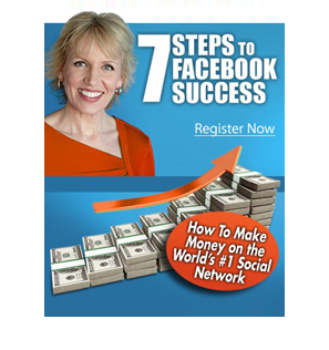 Free Facebook webinar with Mari Smith - 7 Steps To Facebook Success