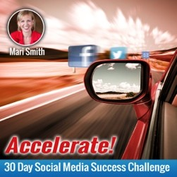 ACCELERATE: 30-Day Social Media Success Challenge