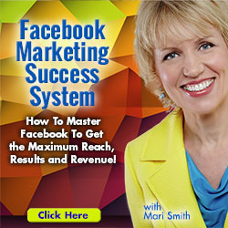 Facebook Marketing Success System - Facebook Ads course with Mari Smith featuring Dennis Yu
