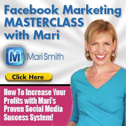Facebook Marketing Masterclass - online training course with Mari Smith