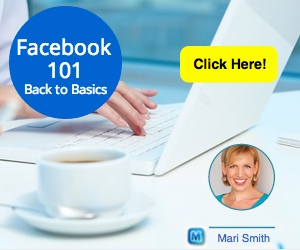 Facebook 101: Back to Basics with Mari Smith