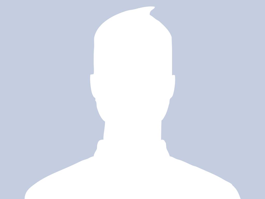 Facebook Profile - blank face