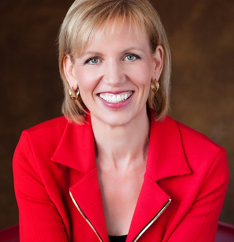 Mari Smith - Red Jacket