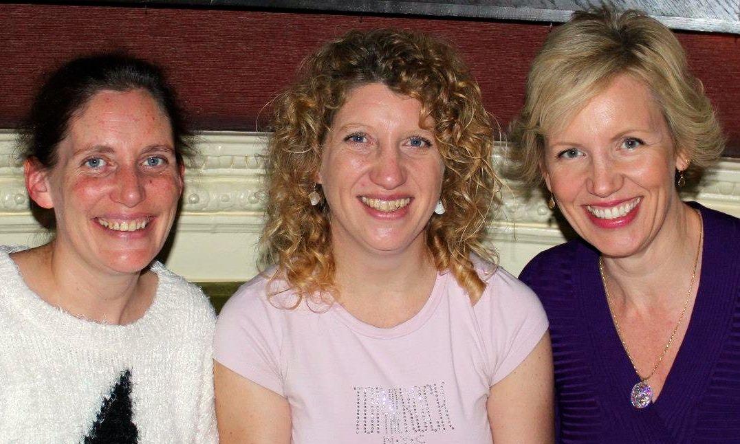 Mari Smith and Sisters - Edinburgh
