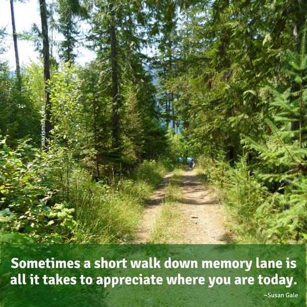 Short Walk Down Memory Lane sm