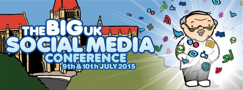 The BIG UK Social Media Conference