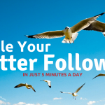 Double Your Twitter Followers in 5 Minutes A Day