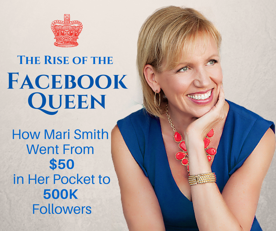 The Rise of the Facebook Queen