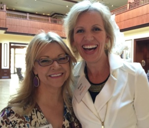 rhonda britten and mari smith