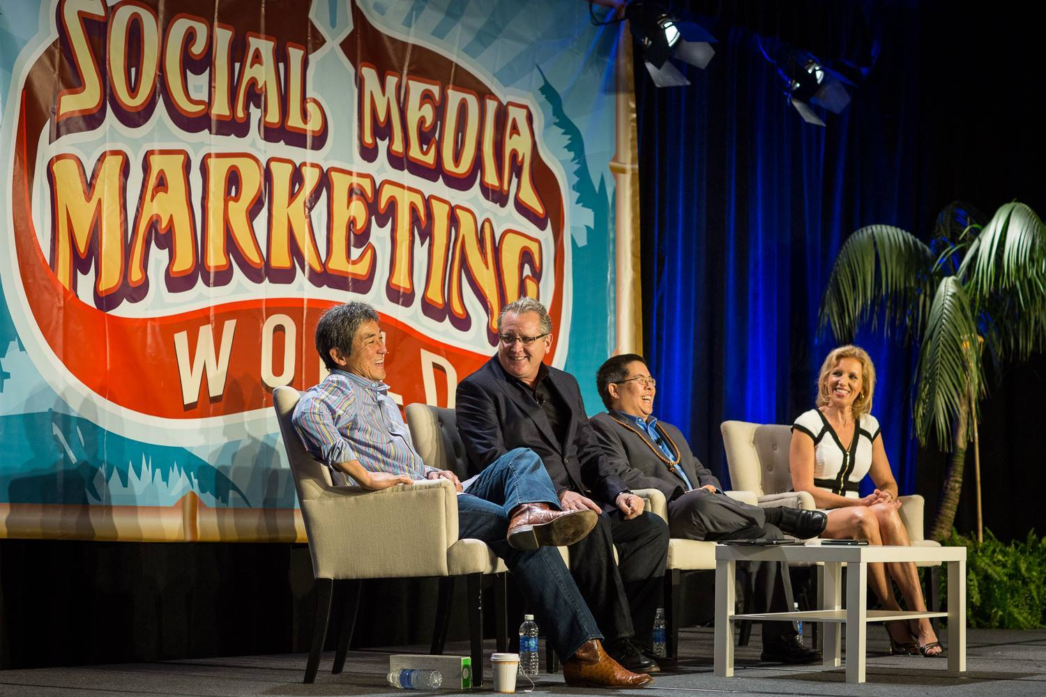 Guy Kawasaki Mari Smith Chris Penn Mark Schaefer SMMW15