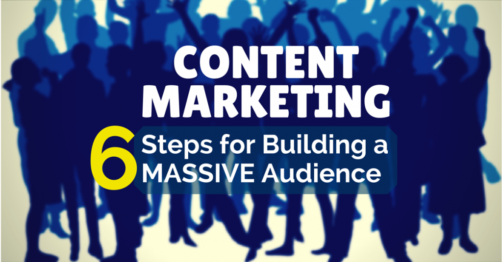 Content Marketing 6 Steps