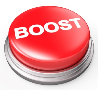 boost button